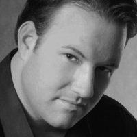 Scott Ramsay Profile B&W