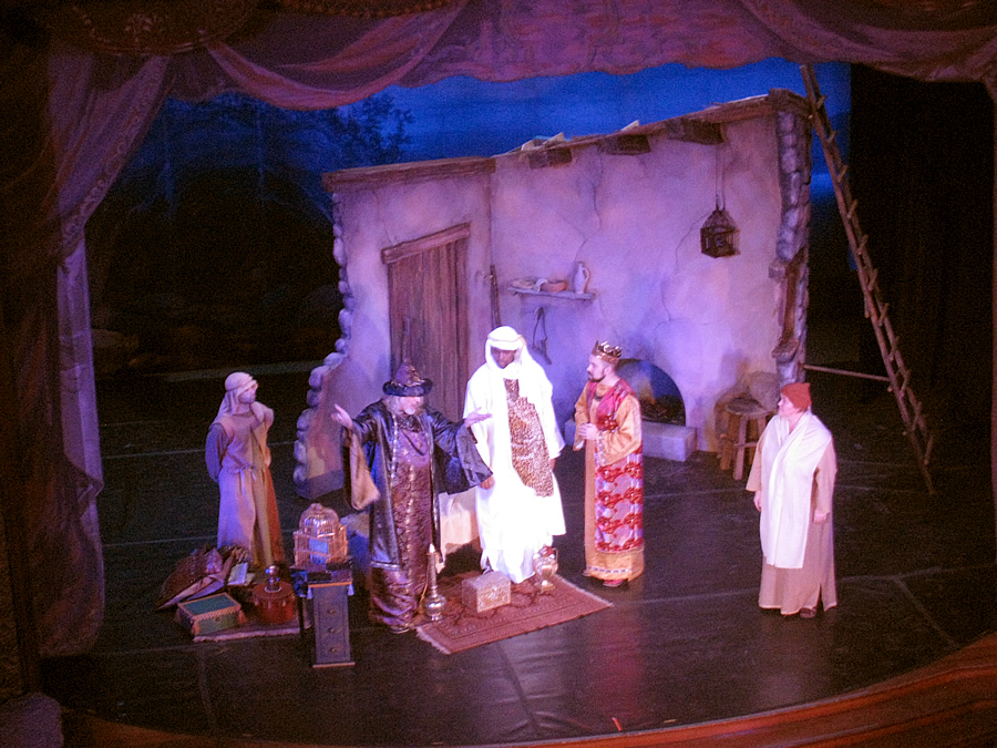 Amahl and the Night Visitors Kings Costumes