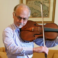 Tom Strasser Amati Viola